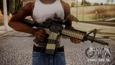 Rifle by catfromnesbox para GTA San Andreas terceira tela