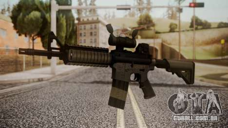 Rifle by catfromnesbox para GTA San Andreas