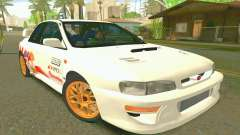 Subaru Impreza 22B STI - Itasha
