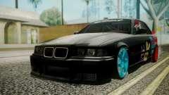 BMW M3 E36 Happy Drift Friends