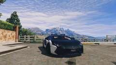 Lamborghini Aventador Police
