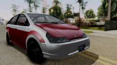 Deckers Solar (Dilettante) from SR3 para GTA San Andreas