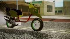Proto Rasta para GTA San Andreas