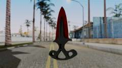 Sombra Punhal Sangrento teias de aranha para GTA San Andreas