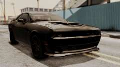 Dodge Challenger SRT Hellcat 2015 IVF