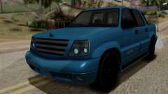 Syndicate Criminal (Cavalcade FXT) from SR3 para GTA San Andreas