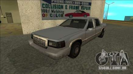 Stretch Sedan para GTA San Andreas
