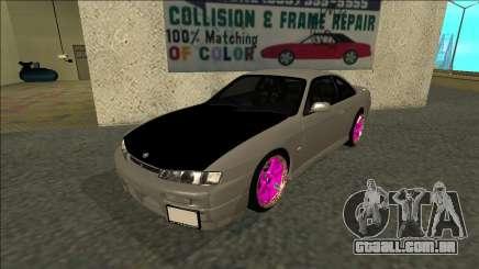 Nissan 200sx Drift JDM para GTA San Andreas