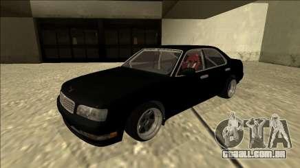 Nissan Cedric Drift para GTA San Andreas