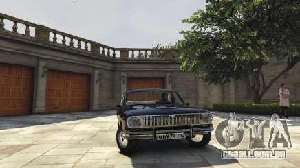 GAZ-24 para GTA 5