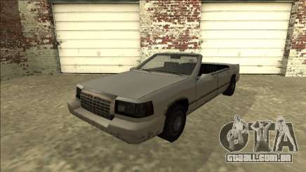 Stretch Sedan Cabrio para GTA San Andreas