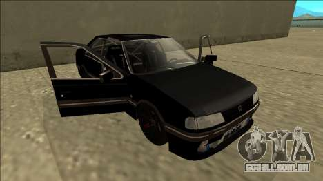 Peugeot 405 Drift para vista lateral GTA San Andreas