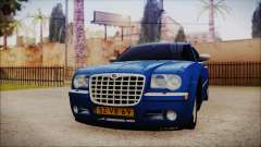 O Chrysler 300C sedan para GTA San Andreas