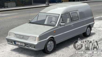 Daewoo-FSO Polonez Bella Blindado 2000 para GTA 4