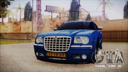 O Chrysler 300C sedan para GTA San Andreas