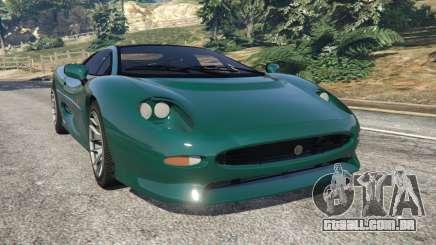 Jaguar XJ220 v0.8 para GTA 5