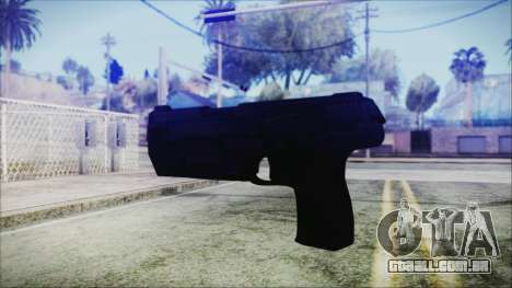 Pain 50 Caliber Pistol para GTA San Andreas segunda tela