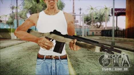 M308 PayDay 2 para GTA San Andreas terceira tela