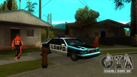 ENB Settings Janeair 1.0 para GTA San Andreas sexta tela