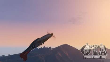 GTA 5 P-51D Mustang oitmo screenshot