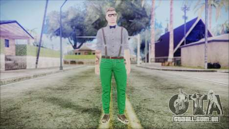 GTA Online Skin 60 para GTA San Andreas segunda tela