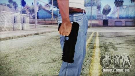 Pain 50 Caliber Pistol para GTA San Andreas terceira tela