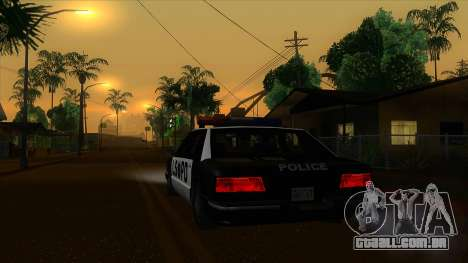ENB Settings Janeair 1.0 para GTA San Andreas