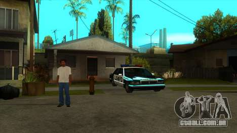 ENB Settings Janeair 1.0 para GTA San Andreas quinto tela