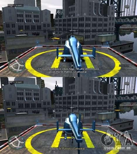 Real NYC Nomes de v1.1 para GTA 4 sexto tela
