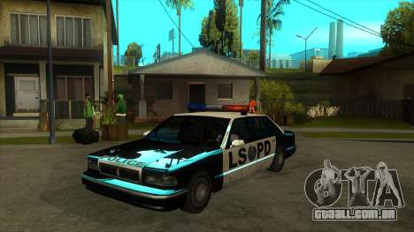 ENB Settings Janeair 1.0 para GTA San Andreas terceira tela