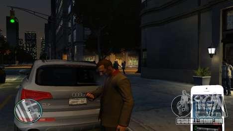 Real NYC Nomes de v1.1 para GTA 4 quinto tela