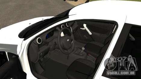 Lada Granlina para GTA San Andreas vista direita