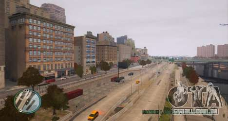 Real NYC Nomes de v1.1 para GTA 4 segundo screenshot