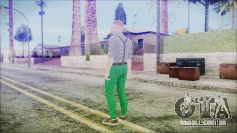 GTA Online Skin 60 para GTA San Andreas terceira tela