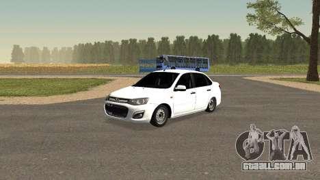 Lada Granlina para GTA San Andreas