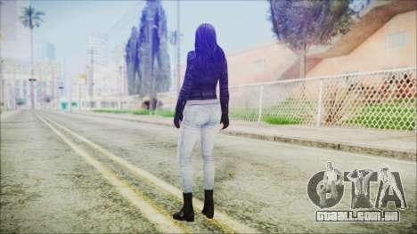 Marvel Future Fight Jessica Jones v2 para GTA San Andreas terceira tela