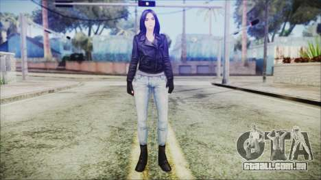 Marvel Future Fight Jessica Jones v2 para GTA San Andreas segunda tela