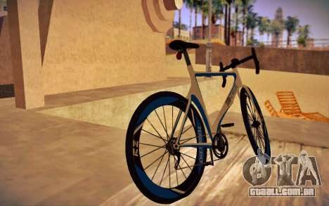 GTA V Tri-Cycles Race Bike para GTA San Andreas esquerda vista
