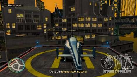 Real NYC Nomes de v1.1 para GTA 4 terceira tela
