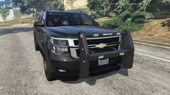 Chevrolet Suburban Police Unmarked 2015