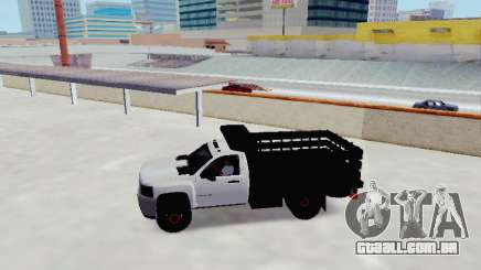 Chevrolet Silverado 3500 HD para GTA San Andreas