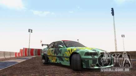 Bmw E36 Plena Sintonia para GTA San Andreas