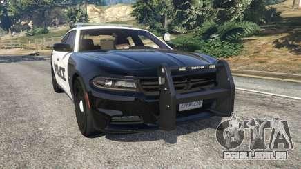Dodge Charger 2015 LSPD para GTA 5