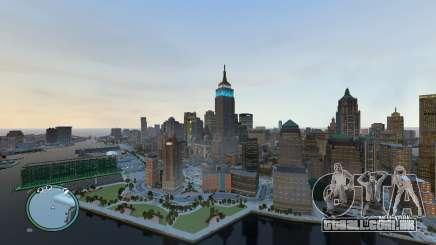 Real NYC Nomes de v1.1 para GTA 4