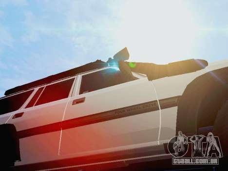 NEW Particle XENON-HID para GTA San Andreas terceira tela