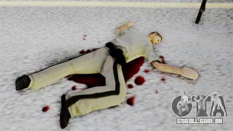 GTA 5 Effects v2 para GTA San Andreas segunda tela