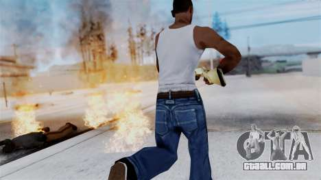 GTA 5 Effects v2 para GTA San Andreas décimo tela