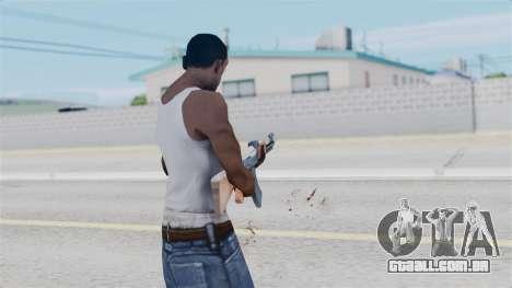 GTA 5 Effects v2 para GTA San Andreas nono tela