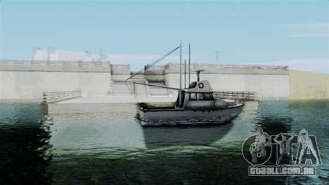 GTA 5 Effects v2 para GTA San Andreas oitavo tela