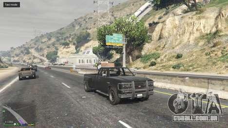 GTA 5 Todo mundo é um Táxi segundo screenshot